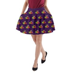 Hocus A Line Pocket Skirt by mundanemagicco