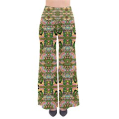 Star Shines On Earth For Peace In Colors Pants by pepitasart
