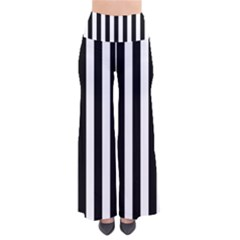 Black And White Stripes Pants by designworld65