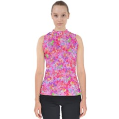 The Big Pink Party Shell Top by designworld65
