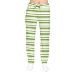 Spring Stripes Drawstring Pants by designworld65