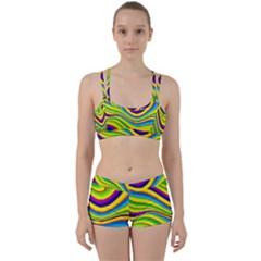 Summer Wave Colors Women s Sports Set by designworld65