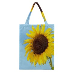 Sunflower Classic Tote Bag by Valentinaart