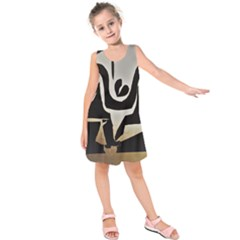 With Love Kids  Sleeveless Dress by MRTACPANS