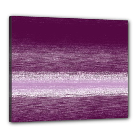 Ombre Canvas 24  X 20  by ValentinaDesign