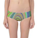 Ellipse Background Elliptical Classic Bikini Bottoms
