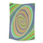 Ellipse Background Elliptical Small Tapestry