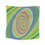 Ellipse Background Elliptical Square Tapestry (Small)