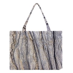 Texture Structure Marble Surface Background Medium Tote Bag by Nexatart