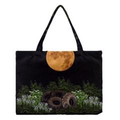 Ecology  Medium Tote Bag by Valentinaart