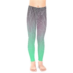 Line Light Surface  Kids  Legging by amphoto