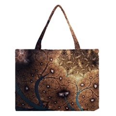 Line Pattern Shape  Medium Tote Bag by amphoto