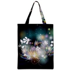 Abstraction Color Pattern 3840x2400 Zipper Classic Tote Bag by amphoto