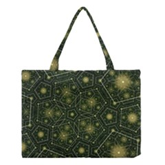 Shape Surface Patterns  Medium Tote Bag by amphoto