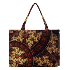 Patterns Line Pattern  Medium Tote Bag by amphoto