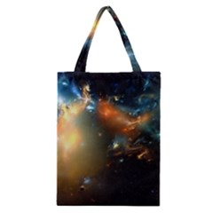 Explosion Sky Spots  Classic Tote Bag by amphoto