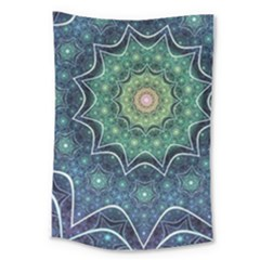 Background Line Light  Large Tapestry by amphoto