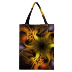 Art Fractal  Classic Tote Bag by amphoto