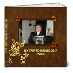 SHLOIMYS BAR MITZVA TRIP - 8x8 Photo Book (20 pages)
