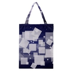 Squares Shapes Many  Classic Tote Bag by amphoto