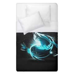 Dragon Classical Light  Duvet Cover (single Size) by amphoto