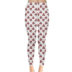 Ladybug Leggings  by stockimagefolio1