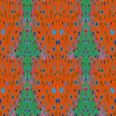 A La Orange Fabric