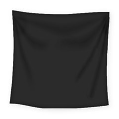Black Square Tapestry (large) by theunrulyartist