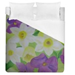 Narcissus and friends - Duvet Cover (Queen Size)