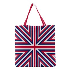 Alternatively Mega British America Grocery Tote Bag by Mariart