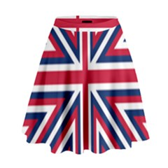 Alternatively Mega British America High Waist Skirt by Mariart
