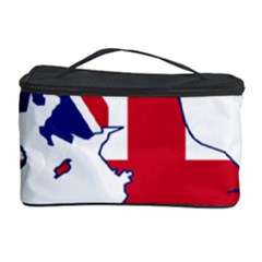 Britain Flag England Nations Cosmetic Storage Case by Mariart