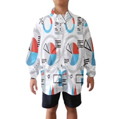 Science Mathematics Formula Wind Breaker (kids) by Mariart
