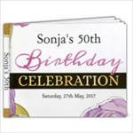 Sonja 50 - 11 x 8.5 Photo Book(20 pages)