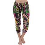 Colorful leggings - Capri Winter Leggings