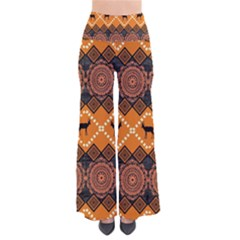 Traditiona  Patterns And African Patterns Pants by Onesevenart