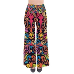 Art Traditional Pattern Pants by Onesevenart