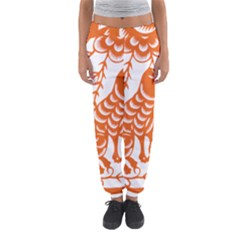 Chinese Zodiac Dog Women s Jogger Sweatpants by Onesevenart