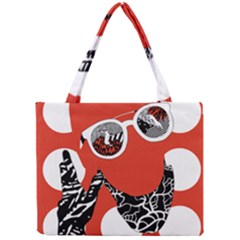 Twenty One Pilots Poster Contest Entry Mini Tote Bag by Onesevenart