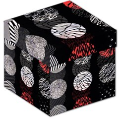 Twenty One Pilots Stressed Out Storage Stool 12   by Onesevenart