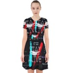 Twenty One Pilots Stay Alive Song Lyrics Quotes Adorable in Chiffon Dress