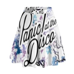 Panic! At The Disco High Waist Skirt