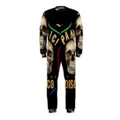 Panic At The Disco Poster Onepiece Jumpsuit (kids) by Onesevenart