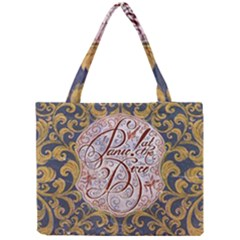 Panic! At The Disco Mini Tote Bag by Onesevenart