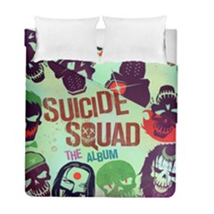 Panic! At The Disco Suicide Squad The Album Duvet Cover Double Side (full/ Double Size) by Onesevenart