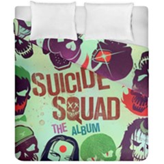 Panic! At The Disco Suicide Squad The Album Duvet Cover Double Side (california King Size) by Onesevenart