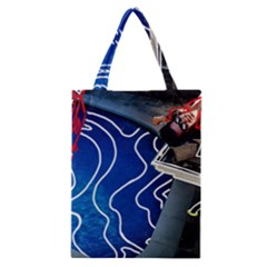Panic! At The Disco Released Death Of A Bachelor Classic Tote Bag by Onesevenart
