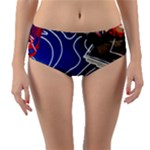 Panic! At The Disco Released Death Of A Bachelor Reversible Mid-Waist Bikini Bottoms
