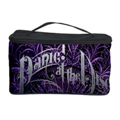 Panic At The Disco Cosmetic Storage Case by Onesevenart