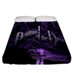 Panic At The Disco Fitted Sheet (Queen Size)